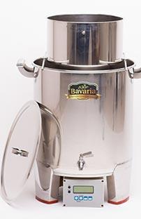 Домашняя пивоварня бавария цена купить самогонный аппарат славянка премиум 20 литров