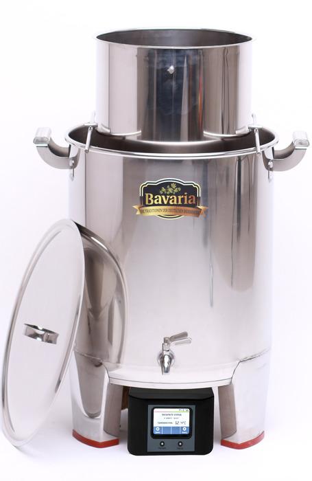 Домашняя пивоварня где купить в челябинске холодильник для самогонного аппарата труба в трубе